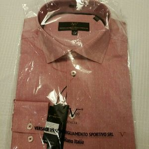 Versace men's Dress shirt